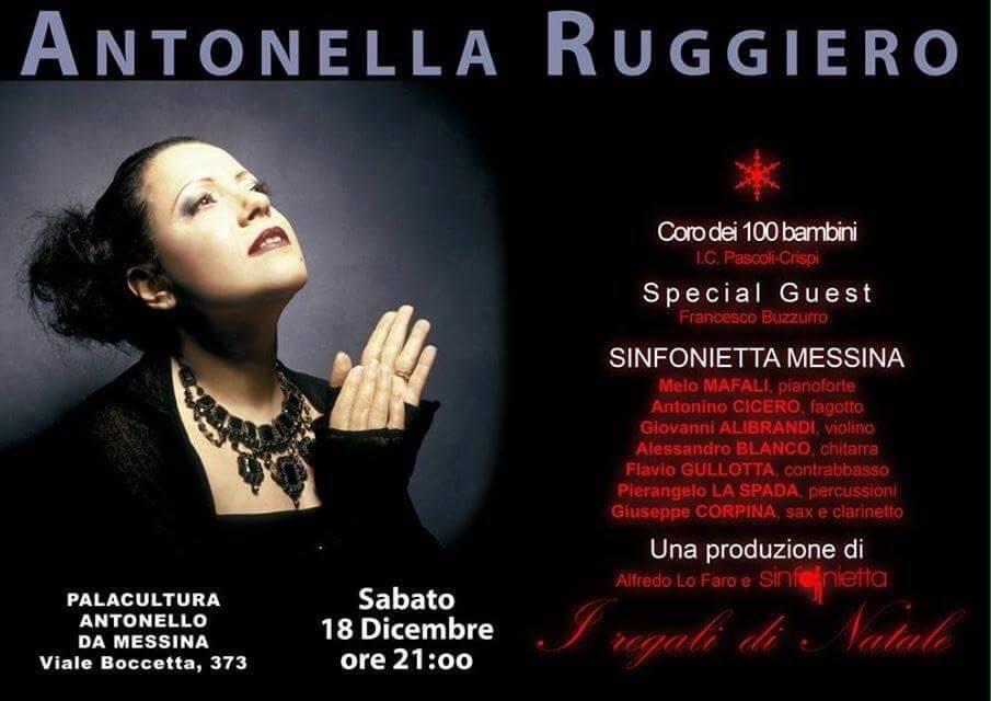 Antonella Ruggiero I Regali Di Natale.I Regali Di Natale Antonella Ruggiero Sito Ufficiale
