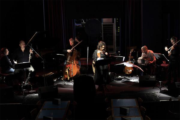 ARuggiero e Hyperion Ensemble