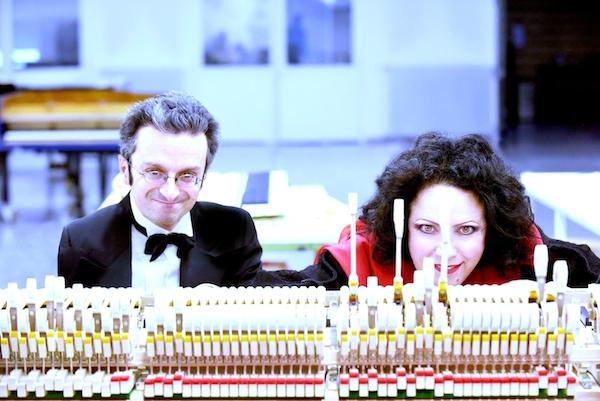 Sacile, 31/05/2016 - Fazioli Concert Hall - LiberaMusic di Roberto Colombo - Antonella Ruggiero e Andrea Bacchetti - Foto Luca A. d'Agostino/Phocus Agency © 2015