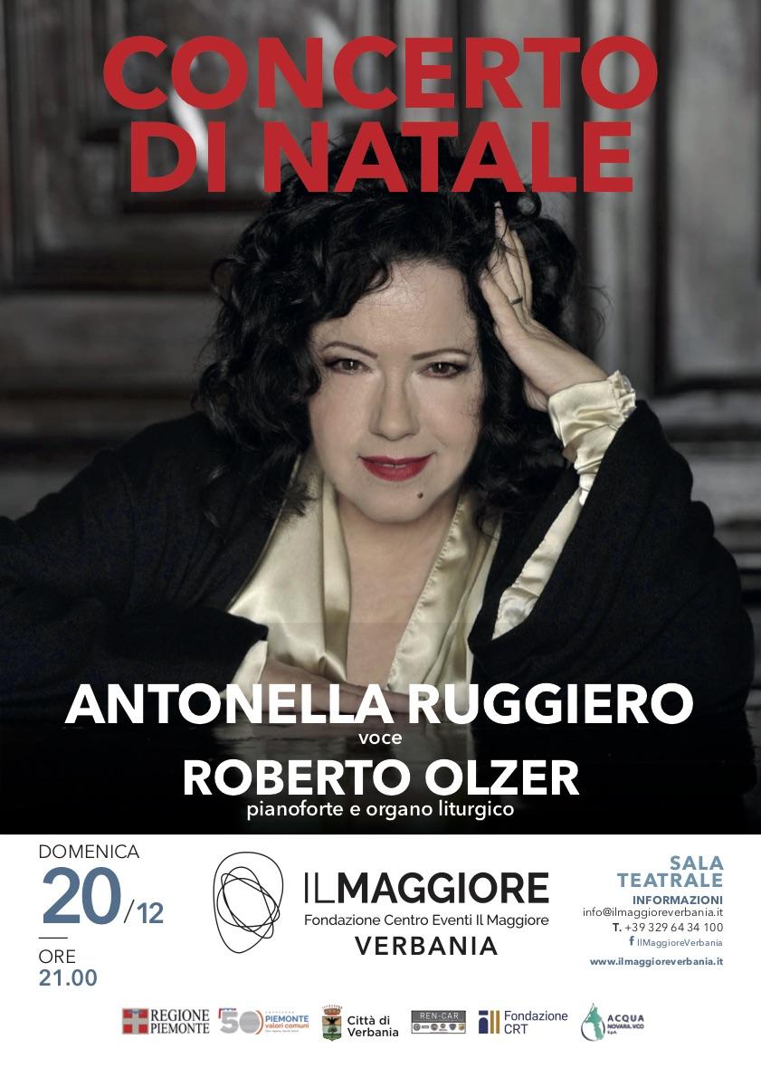 IL MAGGIORE_manifesto singolo_ANTONELLA RUGGERO